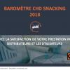 Baromètre CHD 2018 SNACKING page de garde