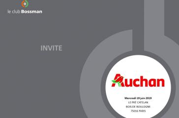 Club Bossman Auchan