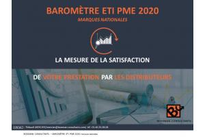 Couverture ETI PME 2020 marques nationales Industriels