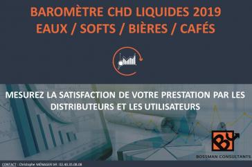 Couverture LIQUIDES Eaux Softs Bières Cafés