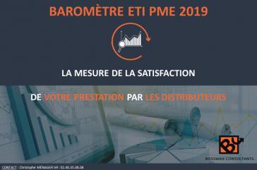 Couverture baromètre ETI PME 2019 Industriels